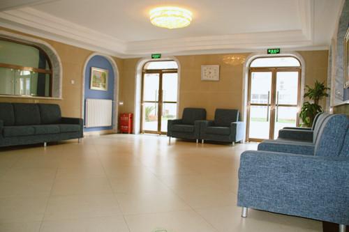 学生宿舍走廊