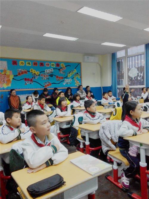 群星闪耀 熠熠生辉 记三年级组家长开放日